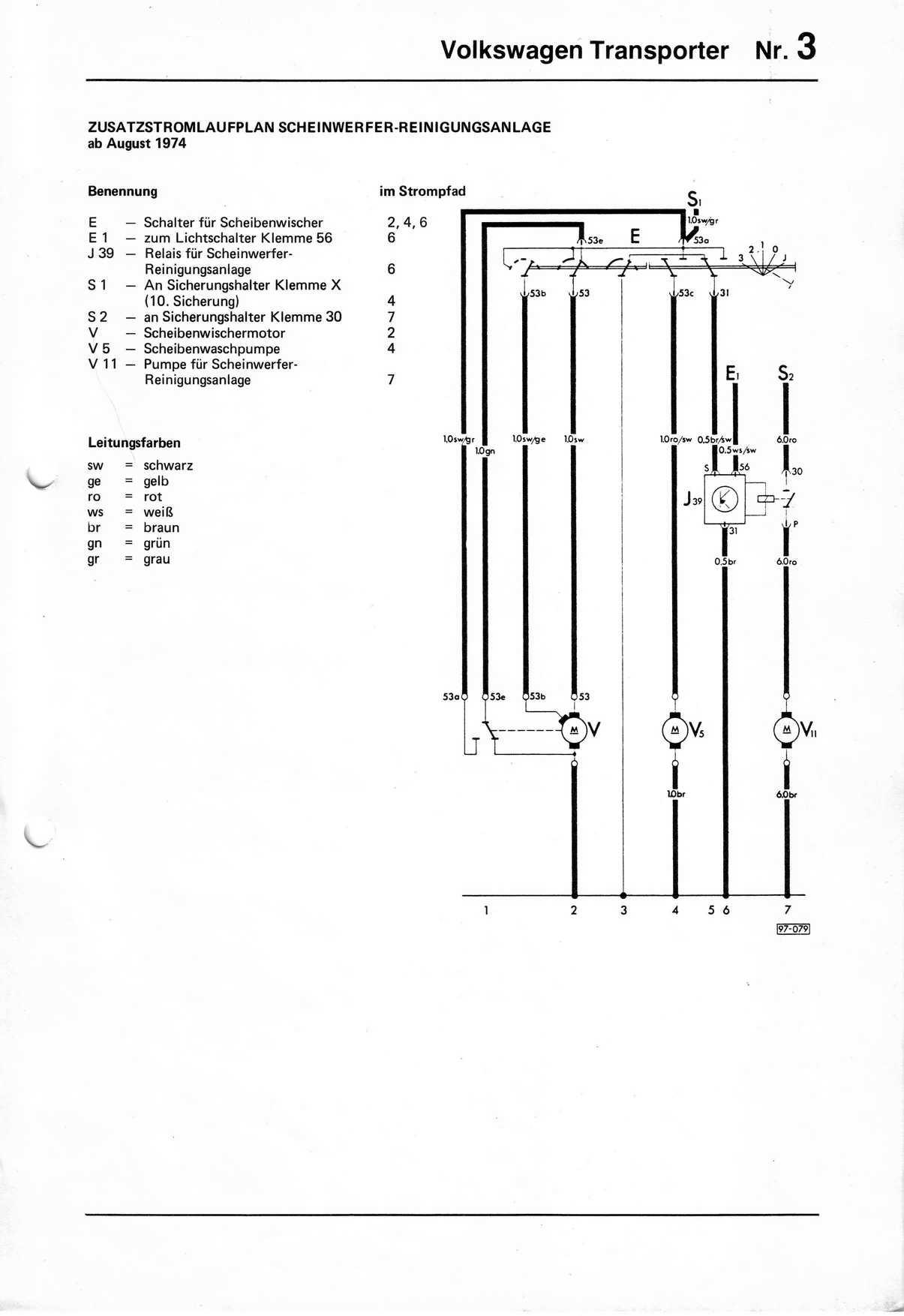 Scheibenwaschanlage Auf Elektrische Bet U00e4tigung Umbauen